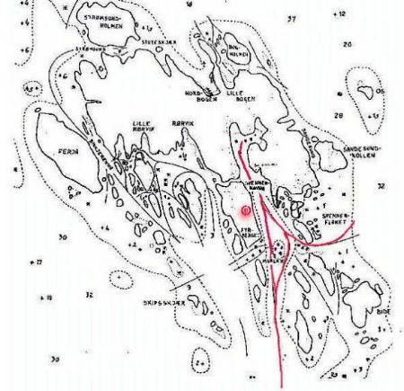 svenner fyr kart Baat.no Havneguide for Vestfold svenner fyr kart